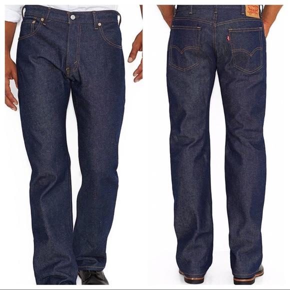 5fa8ac89bba Levi's Jeans | Levis 517 Rigid Denim Bootcut | Poshmark